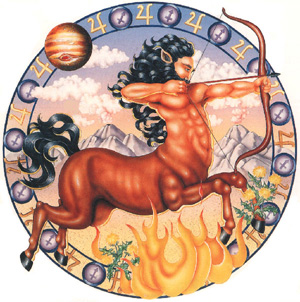 Full Moon in Sagittarius