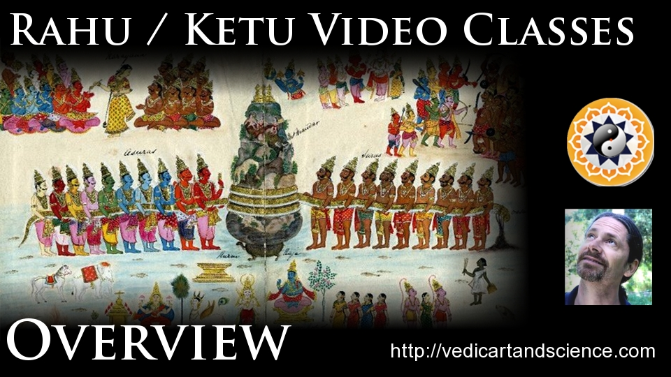 Rahu Ketu in Vedic Astrology