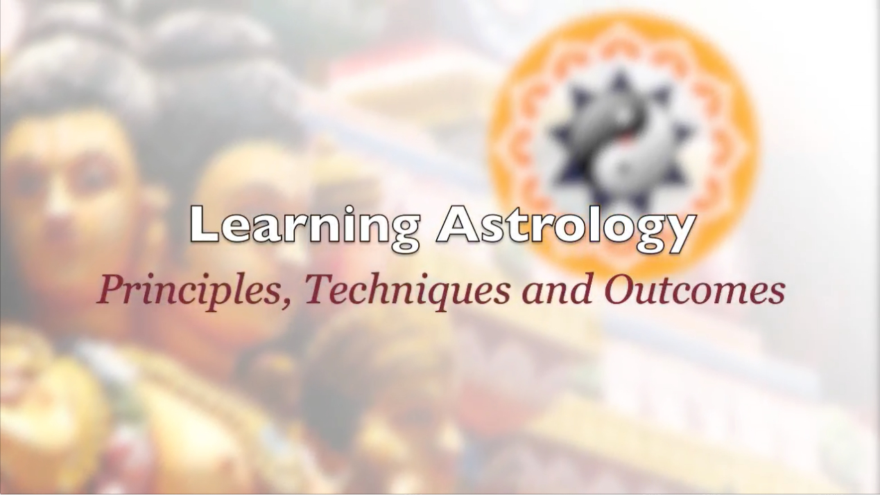 Learning Astrology – Principles, Techniques and Outcomes