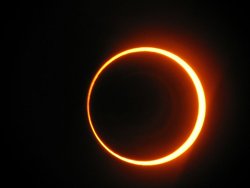 Solar eclipse in Leo September 13, 2015