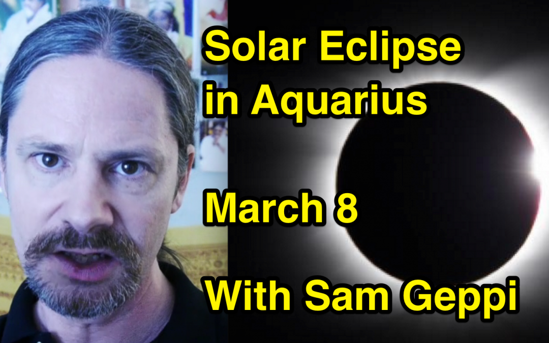 Aquarius Eclipse Season in Vedic Astrology